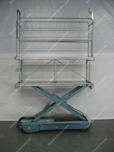 Rohrschienenwagen BRW185   Bild 2
