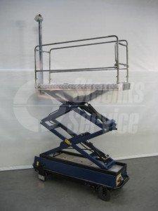 Buisrailwagen BRW170 Berg Hortimotive