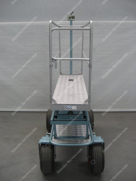 Air wheel trolley BR04 Berg Hortimotive | Image 6