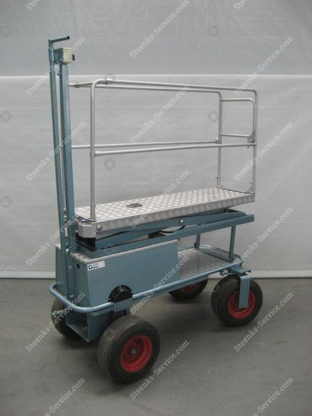 Air wheel trolley BR04 Berg Hortimotive | Image 8