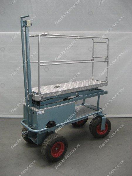 Luchtbandenwagen BR04 Berg Hortimotive | Afbeelding 8