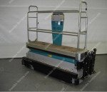 Pipe rail trolley Modular Carrier | Image 2