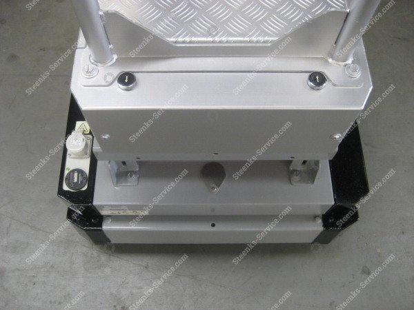 Buisrailwagen Modular Carrier   Afbeelding 3