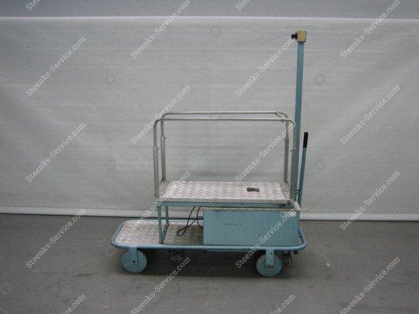 Rohrschienenwagen BR04 Berg Hortimotive | Bild 5