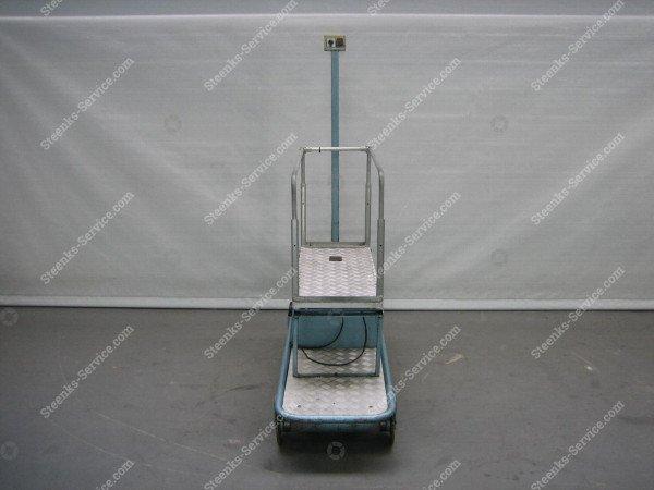 Rohrschienenwagen BR04 Berg Hortimotive | Bild 6