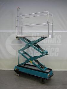 Rohrschienenwagen BRW170 Berg Hortimotiv