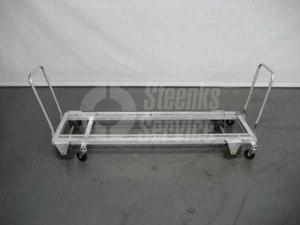 Transportwagen aluminium | Afbeelding 2