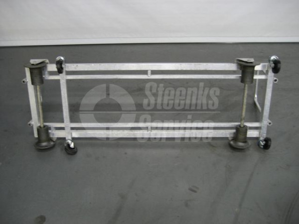 Transportwagen aluminium | Afbeelding 4