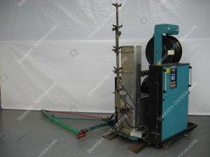 Spray robot Meto + Transporter