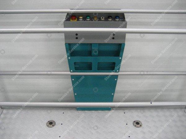 Pipe rail trolley 2-scissors | Image 5