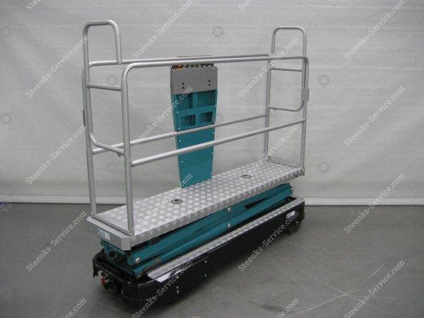 Rohrschienenwagen 2 Scheren | Bild 3