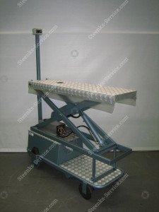 Pipe rail trolley BR04