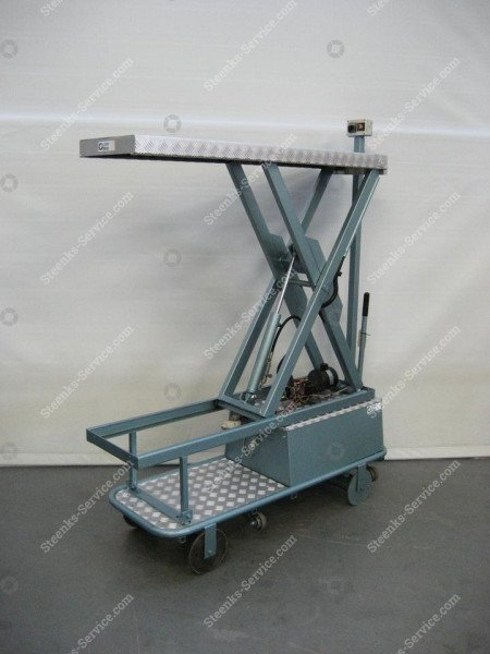 Pipe rail trolley BR04   Image 3