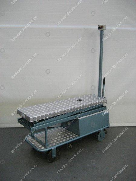 Rohrschienenwagen BR04   Bild 2