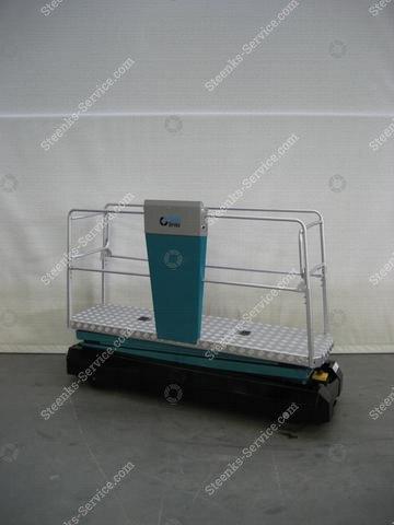 Buisrailwagen B-lift 3000   Afbeelding 2
