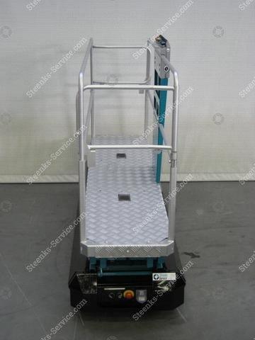 Buisrailwagen B-lift 3000   Afbeelding 3