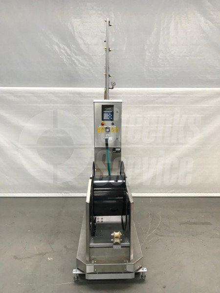 Spuitrobot Meto | Afbeelding 2
