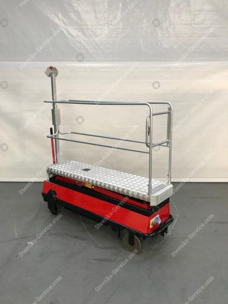 Buisrailwagen BRW170 Berg Hortimotive   Afbeelding 5