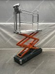 Pipe rail trolley Benomic 2-scissors   Image 6
