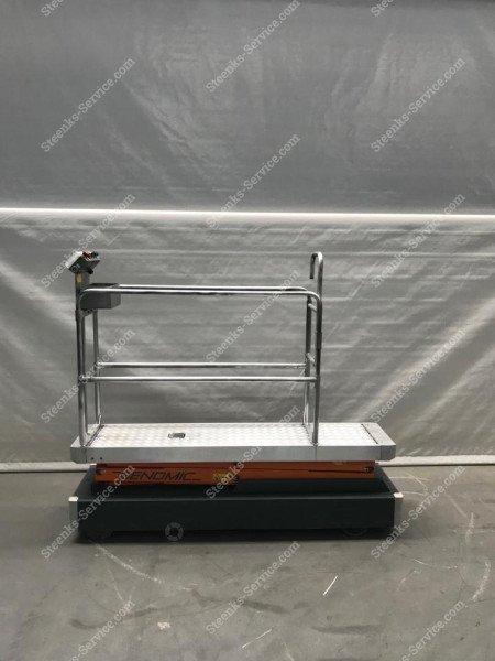 Pipe rail trolley Benomic 2-scissors | Image 3