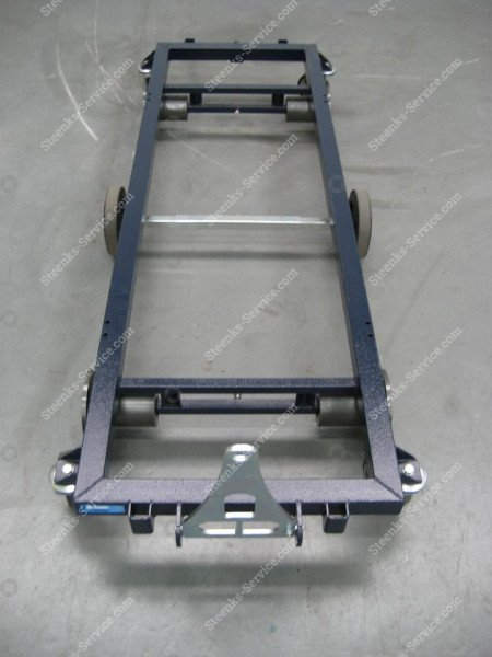 Transportwagen stahl 187 cm. | Bild 8