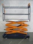 Pipe rail trolley Benomic 3-scissors   Image 3