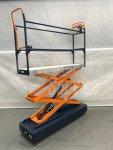 Pipe rail trolley Benomic Star 2-scissor