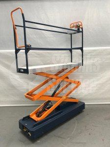 Pipe rail trolley Benomic Star 2-scissor