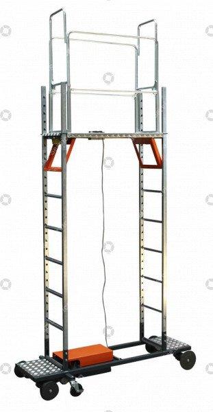 Rohrschienenwagen Easykit   Bild 3