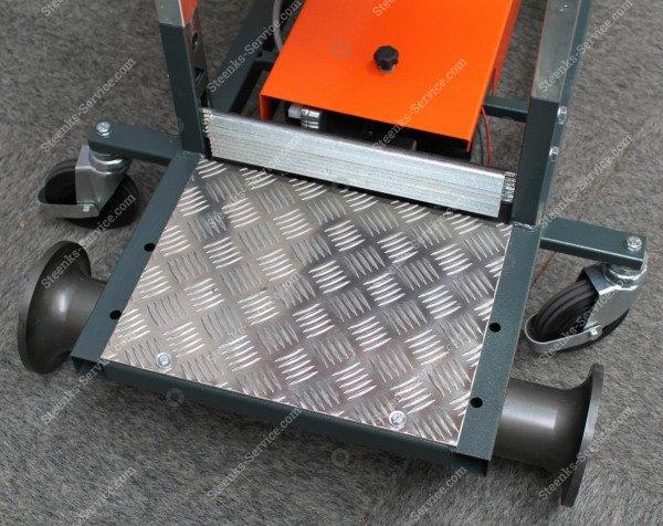 Rohrschienenwagen Easykit   Bild 5