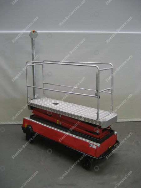 Buisrailwagen BRW170 Berg Hortimotive   Afbeelding 2