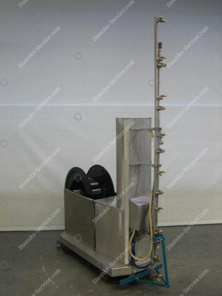 Spuitrobot Meto   Afbeelding 2