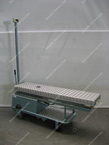 Rohrschienenwagen BR04 Berg Hortimotive   Bild 2