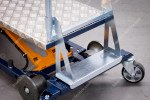 Blattpflückwagen Berg Hortimotive | Bild 8