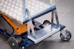 Blattpflückwagen Berg Hortimotive   Bild 8