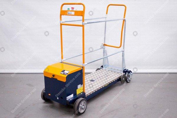 Blattpflückwagen Berg Hortimotive