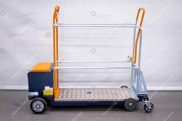 Blattpflückwagen Berg Hortimotive | Bild 2