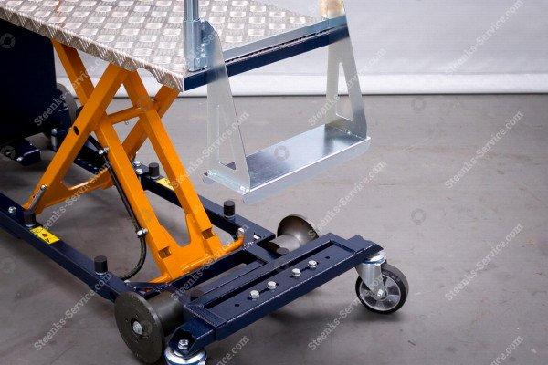 Leaf-picking trolley Berg Hortimotive | Image 9