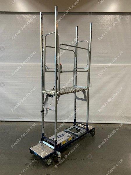 Pipe rail trolley Easykit