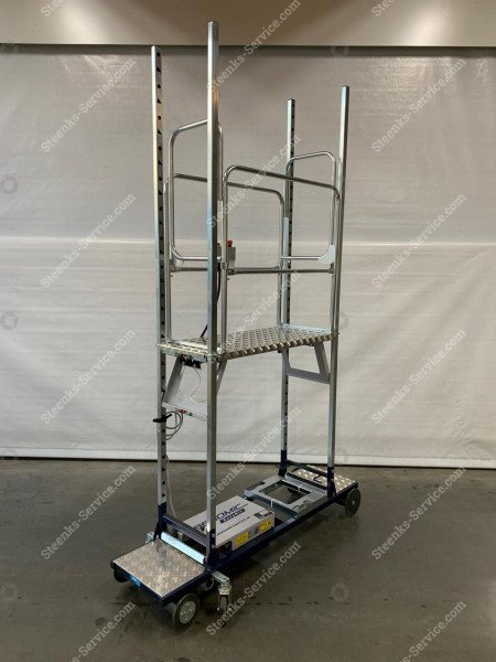 Rohrschienenwagen Easykit