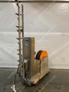 Spritz Roboter meto