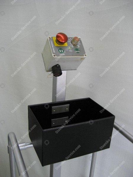 Rohrschienenwagen BRW185   Bild 3
