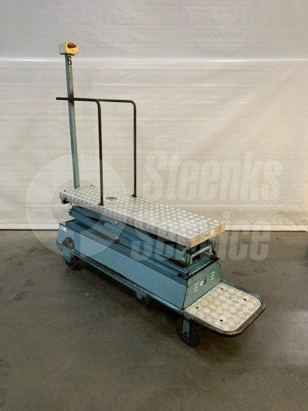 Pipe rail trolley BRW170   Image 2