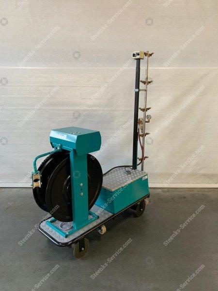 Spuitwagen BRW150 SW04 | Afbeelding 3