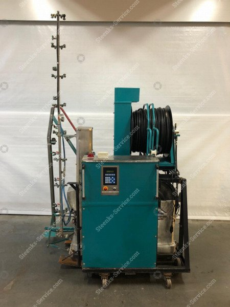 Spray robot Meto + Transporter   Image 3