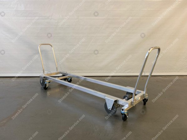 Transport trolley aluminium 187 cm. | Image 3