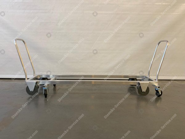 Transportierwagen aluminium 187 cm. | Bild 2