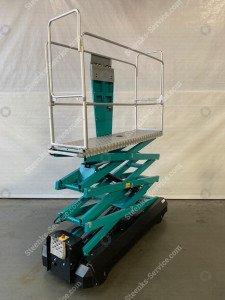 Buisrailwagen B-lift 4400