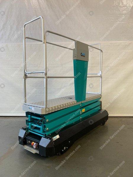 Pipe rail trolley B-lift 4400   Image 6