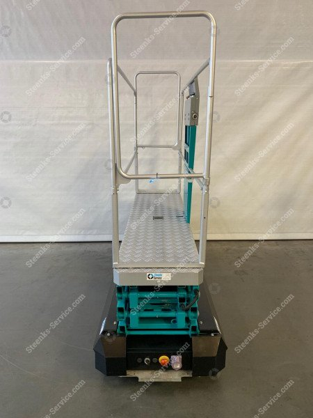 Pipe rail trolley B-lift 4400 | Image 7